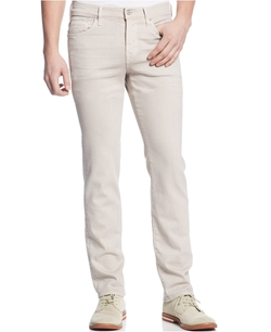 Slim Straight Leg Jeans by 7 For All Mankind in Ballers