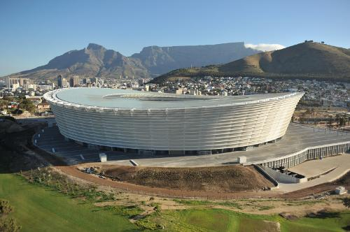 Cape Town Stadium Cape Town, South Africa in Safe House