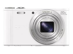 DSC-WX300/W 18 MP Digital Camera by Sony in Ouija