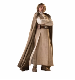 Costume Made Luke Skywalker The Last Jedi Costume by Michael Kaplan (Costume Designer) in Star Wars: The Last Jedi