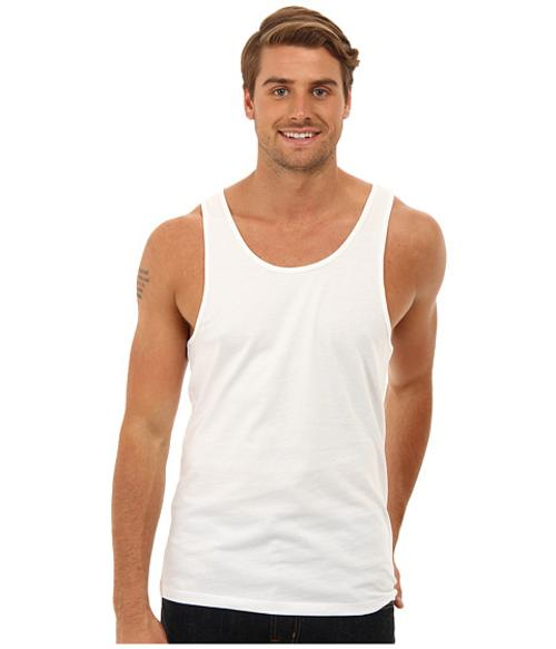 Perfect Tank Top Tee by Alternative in Unbroken