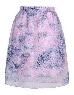 Knee Length Skirt by Carven in Entourage
