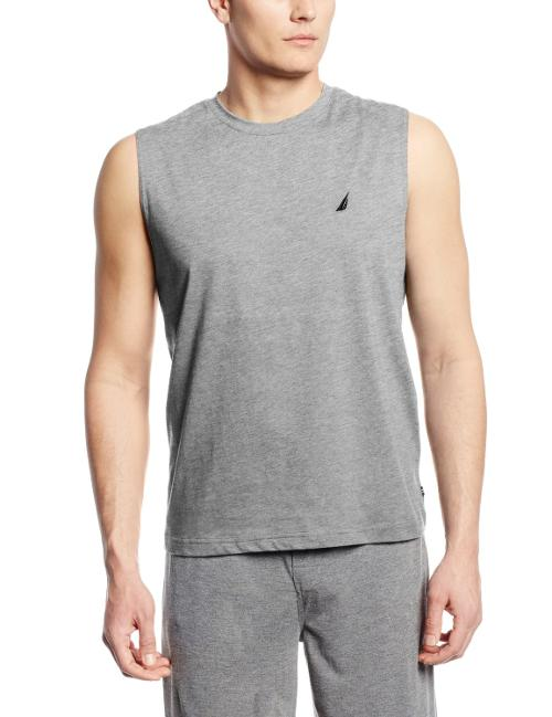 Men's Muscle Tee by Nautica in St. Vincent
