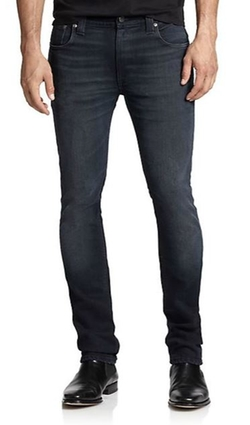 Thin Finn Slim Straight-Leg Jeans by Nudie Jeans in Paper Towns