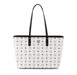 Anya Medium Top-Zip Shopper Bag by MCM in The Layover