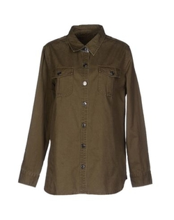 Button Down Shirt by Pedro Del Hierro in Rosewood