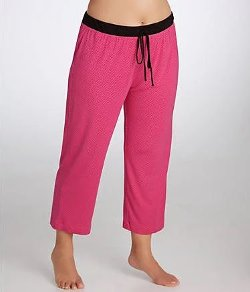 Seven Easy Pieces Modal Capri Pajama Pants Plus Size by DKNY in Pitch Perfect 2