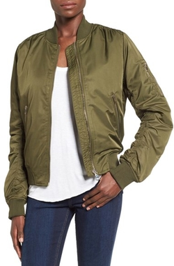 MA1 Bomber Jacket by Topshop in Keeping Up With The Kardashians