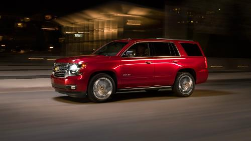 Tahoe LT by Chevrolet in Gone Girl