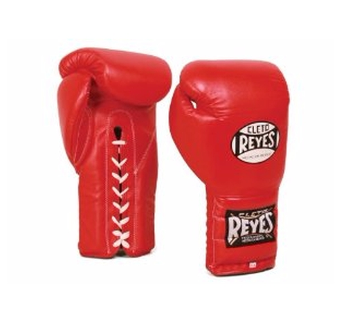 Boxing Gloves by Cleto Reyes in Hands of Stone