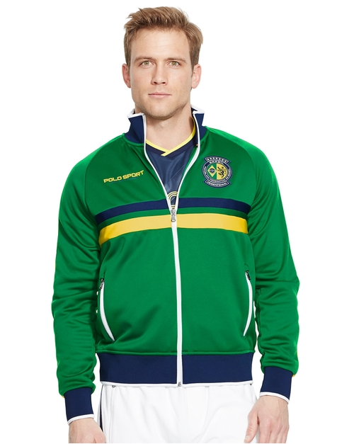 Brazil Track Jacket by Polo Sport in The Big Bang Theory - Season 9 Episode 13
