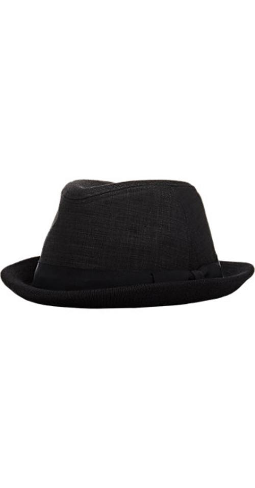 Neoprene Band Fedora Hat by CA4LA in Magic Mike XXL