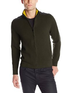 Men's Mahale Full-Zip Sweater by Victorinox in Run All Night