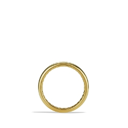 Band Ring in 18K Gold by David Yurman in A Most Violent Year