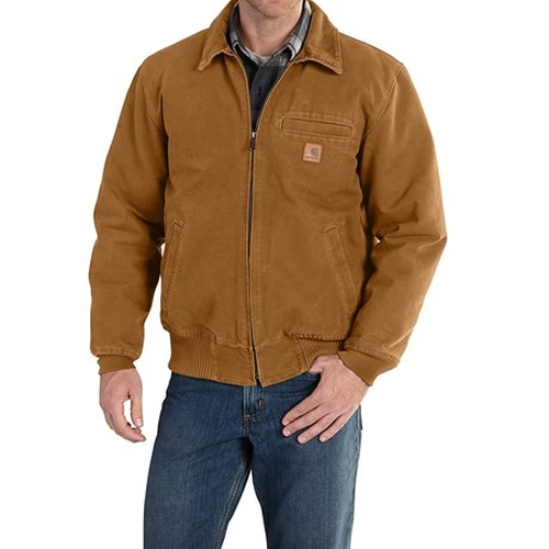 Bankston Sandstone Duck Jacket by Carhartt in The Flash