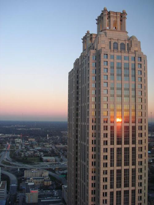 191 Peachtree Tower Atlanta, Georgia in Sabotage