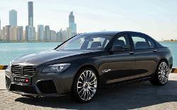 760Li Sedan by BMW in The November Man