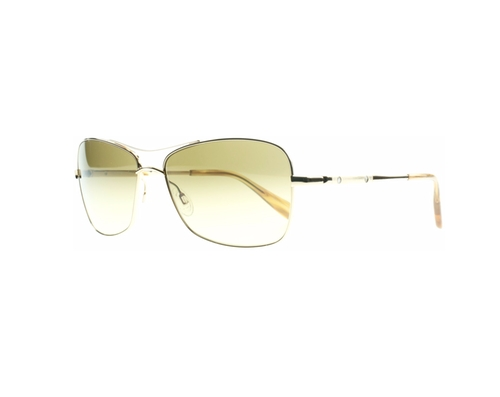 Sanford Gold VFX Sunglasses by Oliver Peoples in X-Men: Days of Future Past