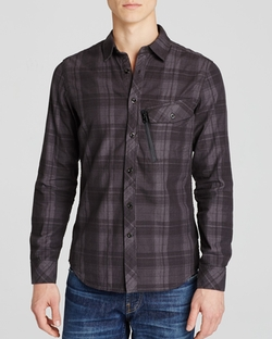 Regular Fit Button Down Shirt by G-Star in Nashville