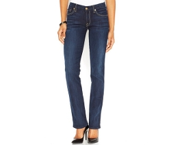 Kimmie Straight-Leg Jeans by 7 For All Mankind in Tomorrowland