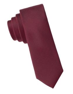 Solid Silk-Blend Tie by Calvin Klein in Independence Day: Resurgence
