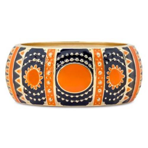 Enamel Bangle Bracelet by Pannee in Limitless