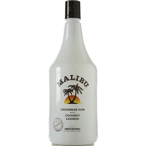 Caribbean Rum with Natural Coconut Flavor by Malibu in Crazy, Stupid, Love.