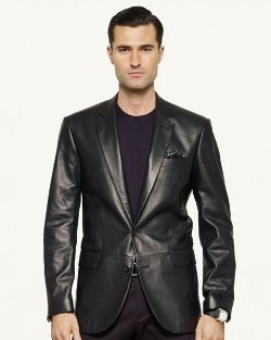 Lambskin Anthony Sport Coat by Ralph Lauren in Top Five