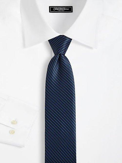 Printed Silk Tie by Brioni in John Wick