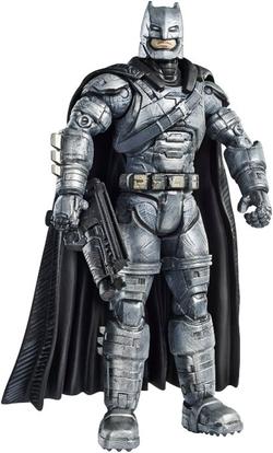 Dawn Of Justice Batman Armor Figure by Mattel in Batman v Superman: Dawn of Justice