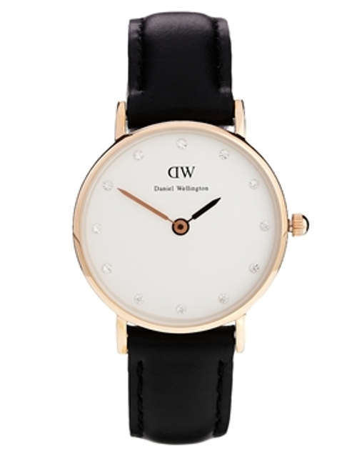 Classic Sheffield Watch by Daniel Wellington in Spy