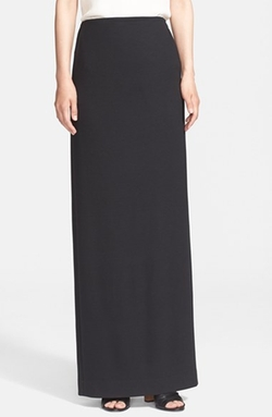 Stretch Jersey Maxi Skirt by Theory in Scandal