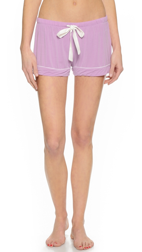 Modal PJ Shorts by PJ Luxe in Pretty Little Liars - Season 6 Episode 6