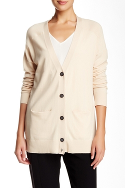 Silk Combo Cardigan by Derek Lam 10 Crosby in The Girl on the Train