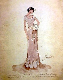Custom Made Bridesmaid Dress (Jordan Baker) by Catherine Martin (Costume Designer) in The Great Gatsby