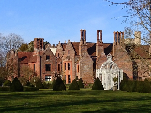 Chenies Manor House Chenies, United Kingdom in Me Before You