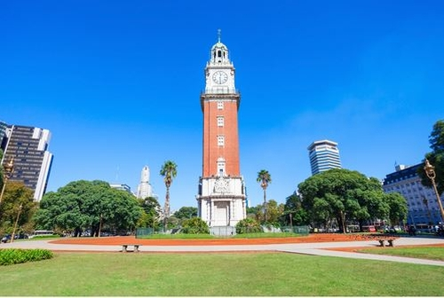 Torre Monumental Buenos Aires, Argentina in The Bachelorette - Season 12 Episode 7 - Episode 7