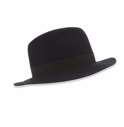 Burt Fedora Hat by Loro Piana in Now You See Me 2