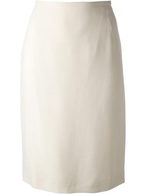 Mid-length Pencil Skirt by Mantu in The Hundred-Foot Journey