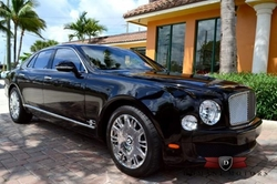 2013 Mulsanne Sedan by Bentley in Billions