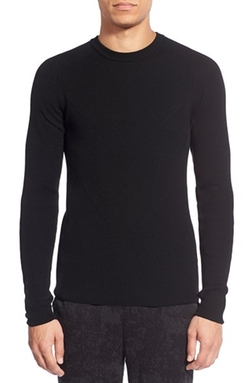 'Smudor' Virgin Wool Sweater by Hugo in The Bourne Ultimatum