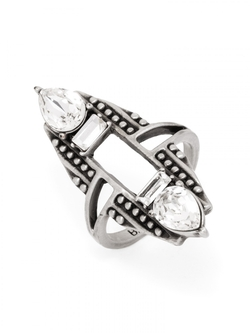 Galactica Ring by Bauble Bar in Pretty Little Liars