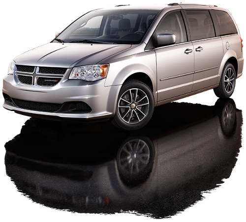 2005 Grand Caravan Minivan by Dodge in Paper Towns