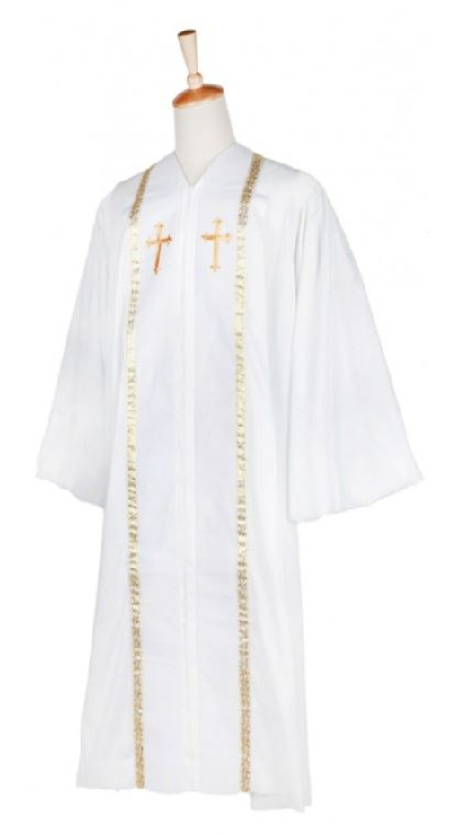 Wesley RT Clergy Robes by Ivory Robes in Ted 2