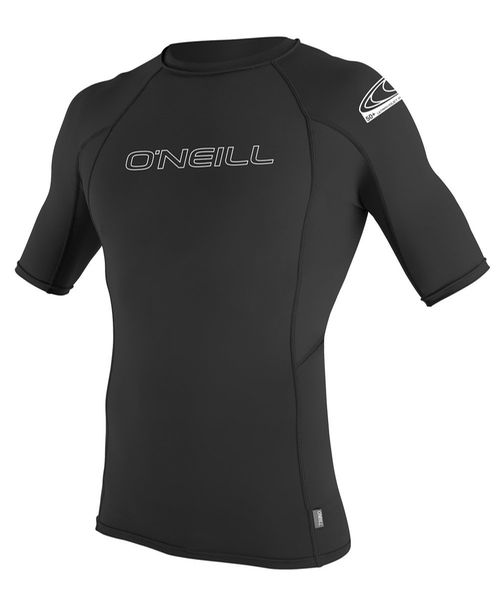 Wetsuits Basic Skins Short Sleeve Rashguard by O'Neill in Forgetting Sarah Marshall