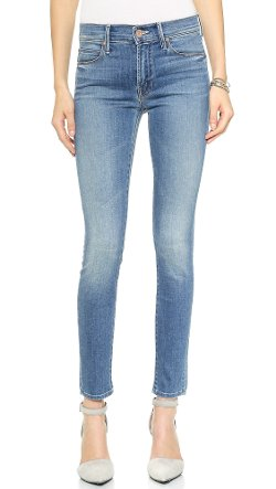 The Charmer Skinny Jeans by Mother in Anchorman 2: The Legend Continues