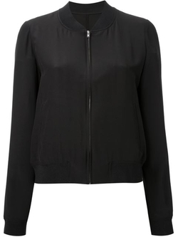 Zip Bomber Jacket by Le Ciel Bleu in Miss You Already