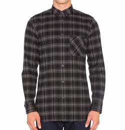 Flannel Seven Foot Shirt by Zanerobe in Billions