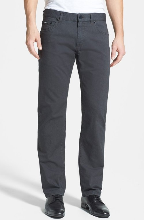 Maine Straight Leg Pants by Boss Hugo Boss in The Secret Life of Walter Mitty