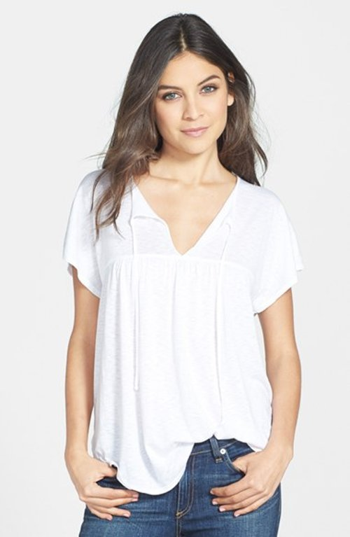 Lily Peasant Top by LAmade in While We're Young